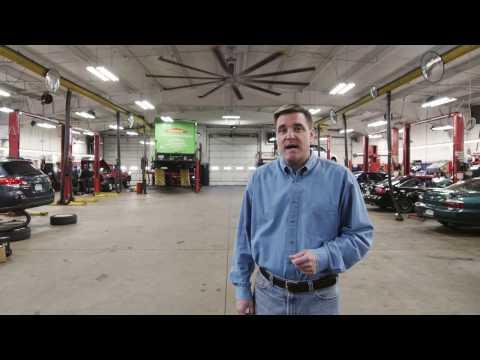 Auto Repair At Walt Eger's Service Center
