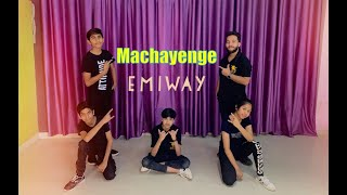 Machayenge | Dance Choreography | Step-up Dance Academy Dhar MP