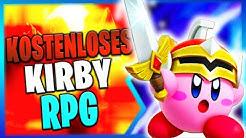 KOSTENLOSES KIRBY RPG AUF DER SWITCH! 🎈 「Let's Test Super Kirby Clash」 deutsch