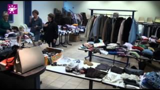 Téléthon 2013 : Bourse aux vêtements à Bétaille (46)