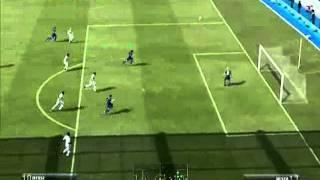 FIFA 12 DEMO GAMEPLAY PC