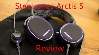 Steelseries Arctis 5 (2019 Edition) Headset review