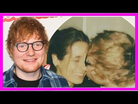 Ed Sheeran engaged: Pop star is set to wed long-term girlfriend Cherry Seaborn