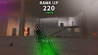RANK 220 TRICKSHOT in PHANTOM FORCES... (roblox)