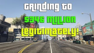 GTA Grinding To $346 Million Legitimately And Helping Subs