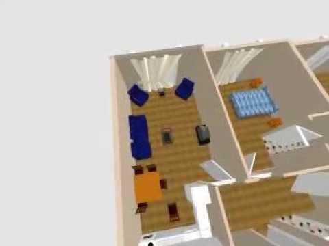 Sweet Home 3D Ile Hazırlanmış Bir Video - Youtube