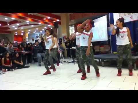 """""""The Bosses"""" performing at Westfield Southcenter Mall"""