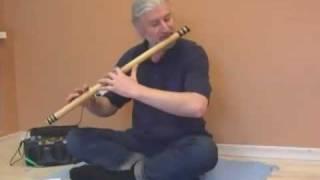 Бамбуковая флейта. Сергей Емельянов.