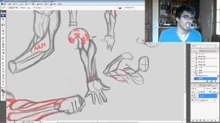 The KNKL Show Episode #53: How to draw FOREARMS!