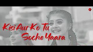Yaara |Lyrical Video| Mamta Sharma |Manjul Khattar |Arishfa Khan | Ajaz Ahmed |  New Hindi Song 2019