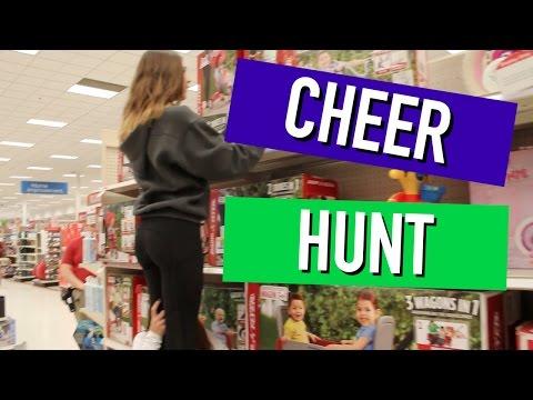 Cheer Scavenger Hunt