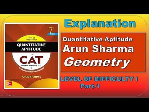 Quantitative Aptitude Cat Arun Sharma Pdf