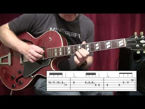 Take 5 in 5 Minutes Guitar Lesson