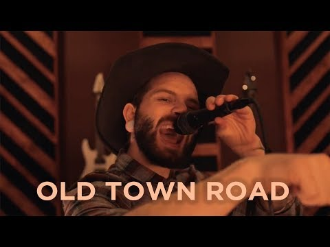 Old Town Road - Lil Nas X (Rock/Metal Cover) Fame On Fire