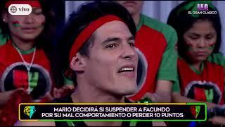 EEG El Gran Clásico - 12/10/2018 - 2/5