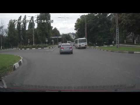 маршрутка №43 Белгород