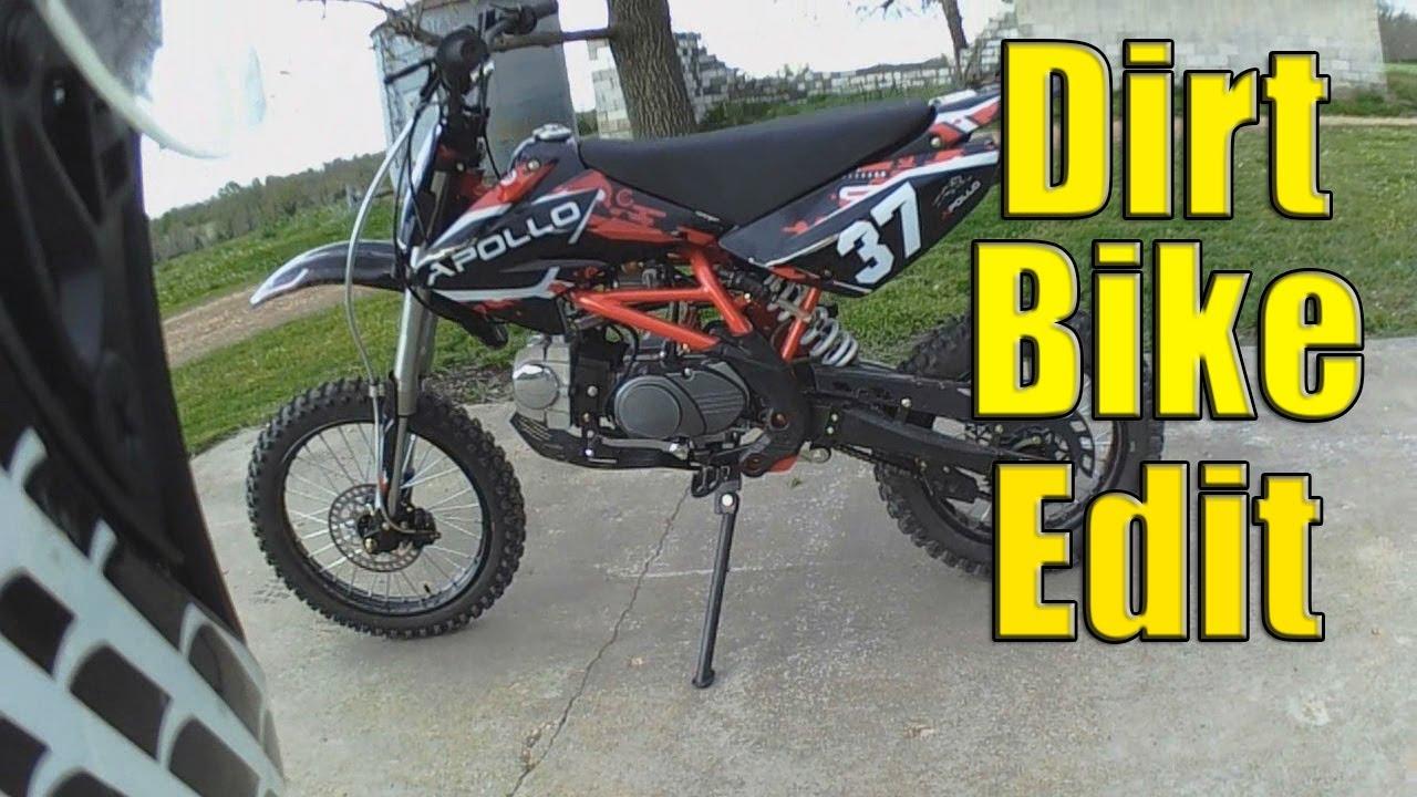 apollo 125cc dirt bike edit youtube. Black Bedroom Furniture Sets. Home Design Ideas
