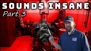 BUDGET Chevy Big Block Build! - Part 3 of 3  ( Dyno Pulls!  Sounds Nasty!! )