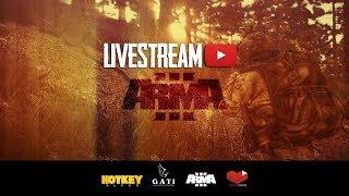 Livestream de Arma 3 | Longe dos olhos e perto do coração