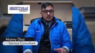 visite nuestro centro de servicio chevrolet libertyville chevrolet