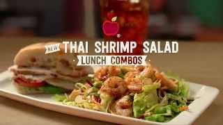 Tv Spot - Applebees - Thai Shrimp Salad - Better Choices
