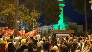 Göktürk'te 30 Ağustos Zafer Bayramı kutlamaları