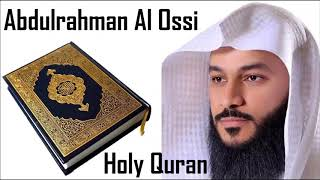 Download Video The Complete Holy Quran By Sheikh Abdulrahman Al Ossi 6/6 MP3 3GP MP4