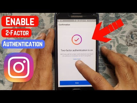 How to Enable Two-Factor Authentication on Instagram