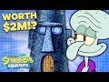 How Much Is Squidward's Home Worth? 🗿 Bikini Bottom Dream Homes | SpongeBob SquarePants