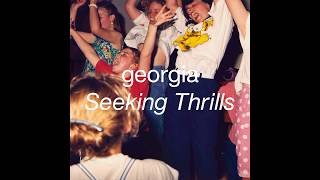 Gambar cover Georgia - The Thrill (feat. Maurice)