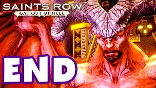 Saints Row: Gat Out of Hell - Gameplay Walkthrough Part 7 - Satan Boss Ending! (PC, Xbox One, PS4)