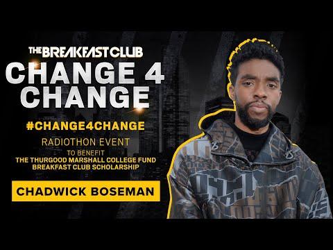 Stichiz - Black Panthers Chadwick Boseman Donates $100,000 To Help College Students