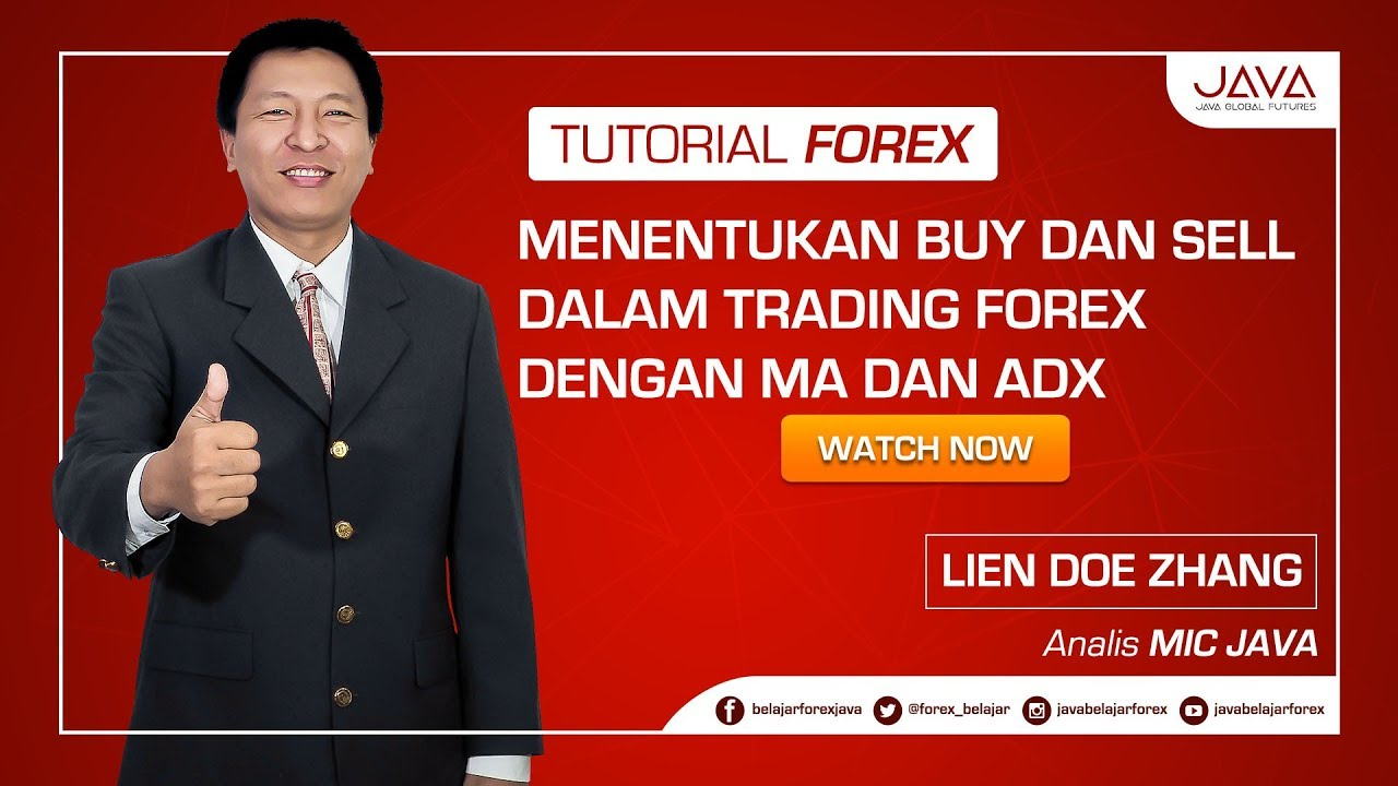 Maksud buy dan sell dalam forex