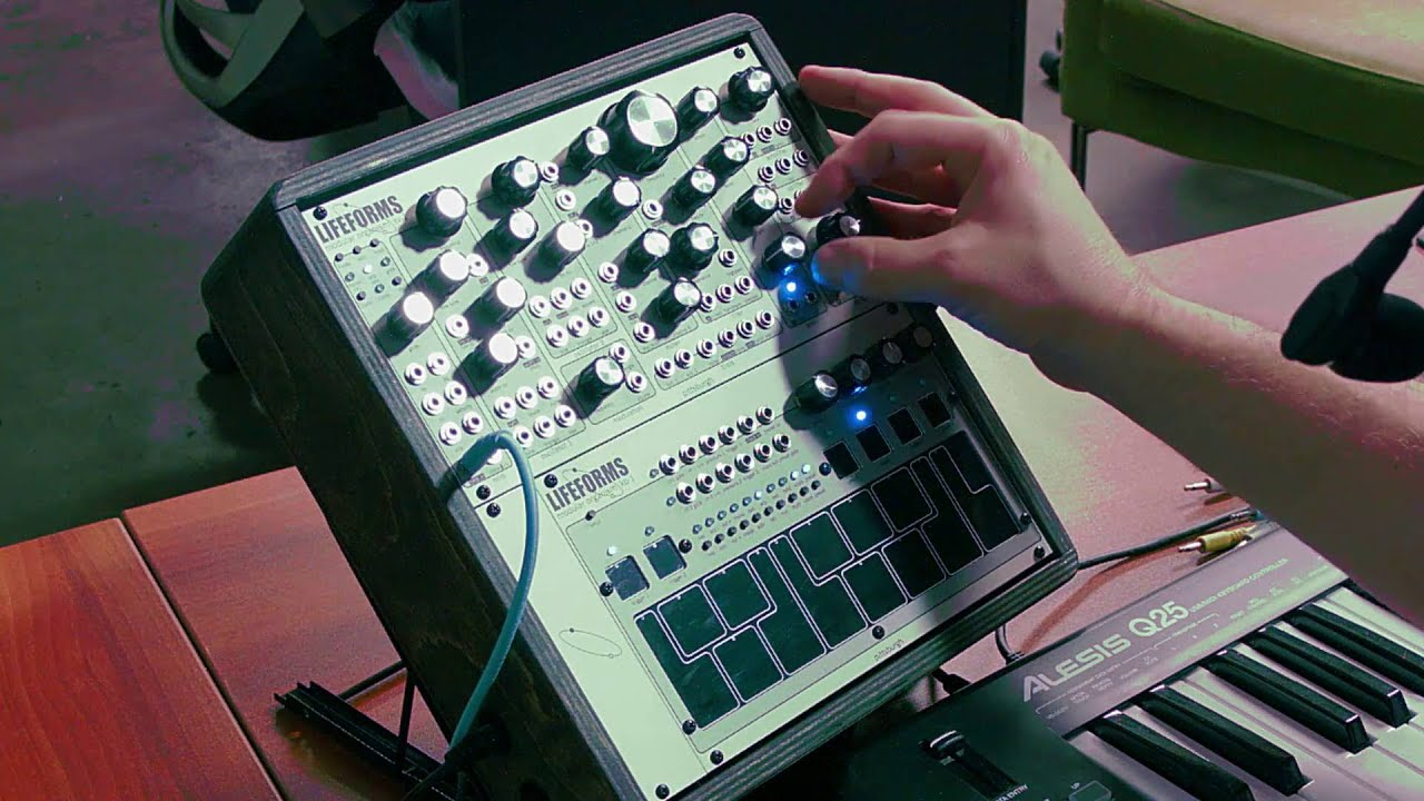 Lifeforms SV-1 — Pittsburgh Modular Synthesizers
