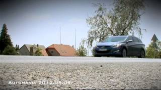 Autm nia Hyundai i40 1.7 CRDI tarts teszt lez r s 2012.09.01. смотреть