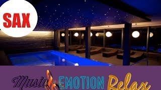 SAXOPHONE SOFT  EVENING JAZZ SAX RELAXING ROMANTIC DINNER MUSIC BACKGROUND FOR STUDY WORK