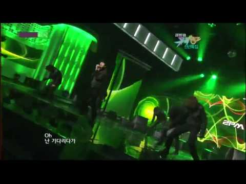 2PM - Tired of Waiting LIVE 010110