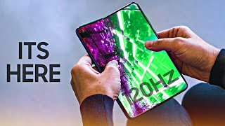 Samsung Galaxy Z Fold 2 is OFFICIALLY HERE!