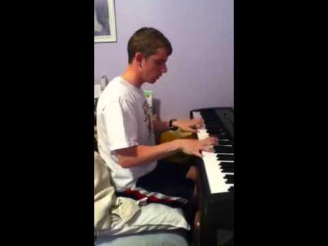 The Americans FX Theme Piano Cover