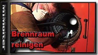 Ölheizung selber Reinigen - Haustechnik (Brennraum reinigen) M1Molter