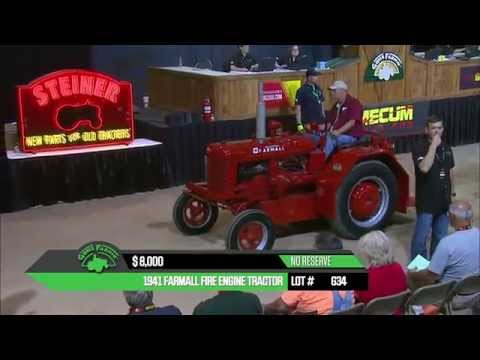 Mecum Auction's Gone Farmin' Harrisburg 2015 Episode 1