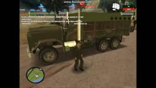 MTA - Turkiye Askeri Roleplay Rol Oyunu [Obüs Füze Script Tanıtım]