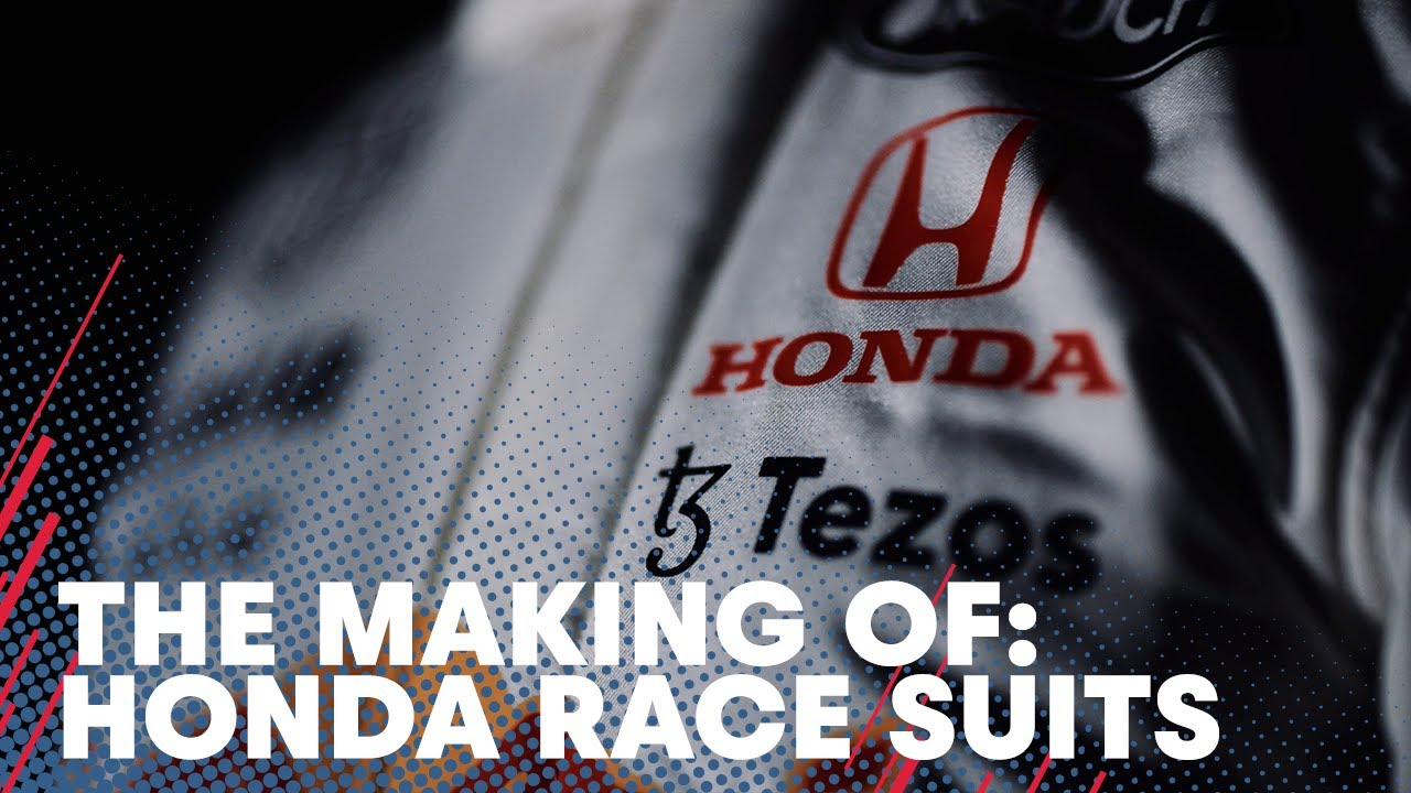 The Making Of Our Turkish Grand Prix Race Suits   The White Edition
