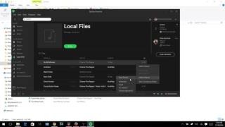 How to Sync Local Files on Spotify to Your iPhone/Android Phone (2016)