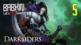 HARD'КОРИМ [Darksiders 2: Death Lives #5] Плачущий Утес - Горвуд + Должки(Прохождение Darksiders 2: Death Lives на сложности