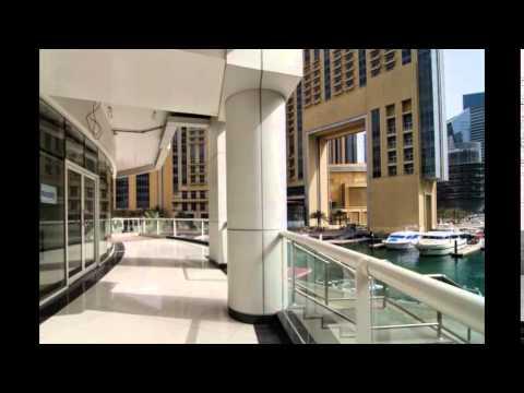 Shop for sale in Dubai marina Atlantic tower full sea view