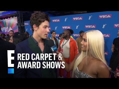 Shawn Mendes&39; Most-Memorable Moment of 2018  E Red Carpet & Award Shows