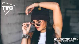 Of Monsters & Men - Little Talks (Gire Remix) [Julia Sheer & Jon D Cover]