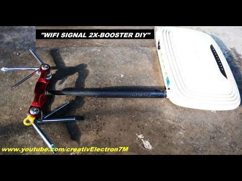 how-to-boost-wifi-signal-strength-by-2-times:-100%-working