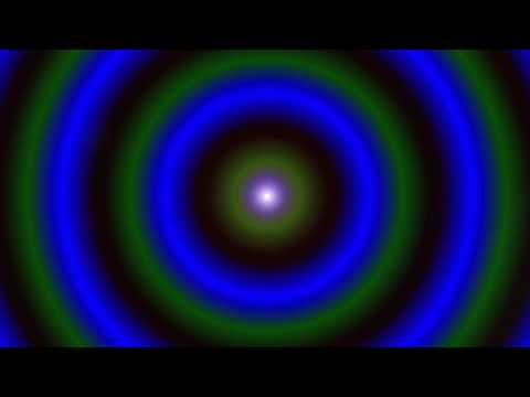 Sound of Electron Rest Mass Frequency by Cosmic Power Chord  (Binaural 432)